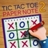 Tic Tac Toe Paper Note 2